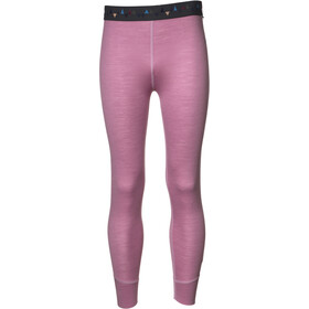 Isbjörn Husky Longjohn Baselayer Kinder dusty pink